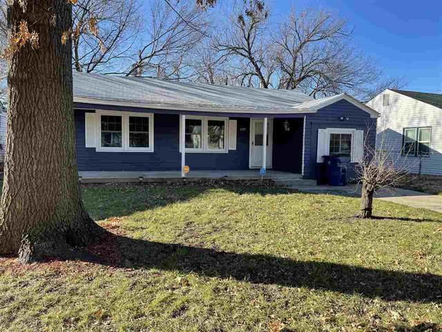 1557 N Pinecrest St, Wichita, KS 67208 (MLS #600037) :: COSH Real Estate Services