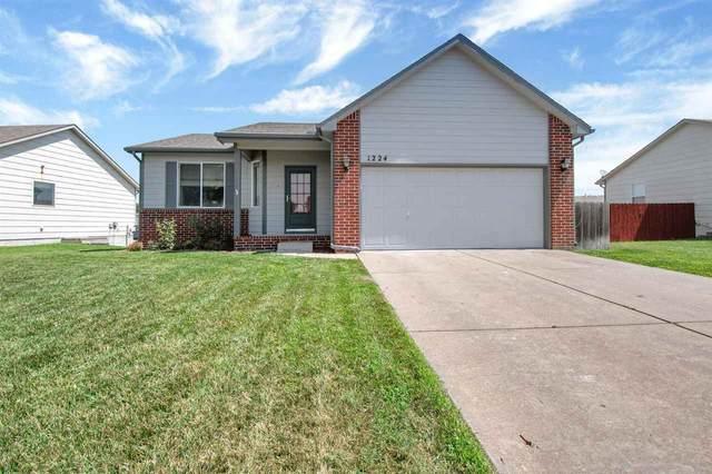 1224 E Village Estates Dr, Park City, KS 67219 (MLS #600038) :: Keller Williams Hometown Partners