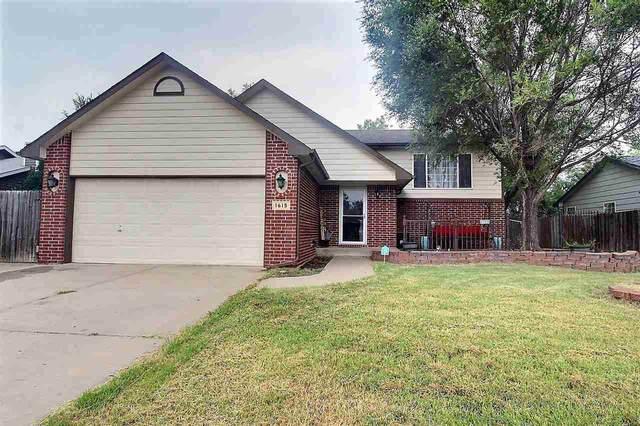 1615 S Lark Ct., Wichita, KS 67209 (MLS #600041) :: Kirk Short's Wichita Home Team