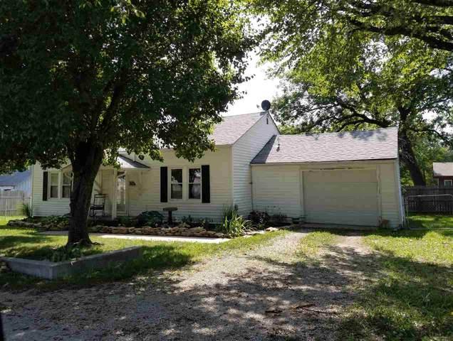 713 N Greenwood, Eureka, KS 67045 (MLS #600046) :: Pinnacle Realty Group