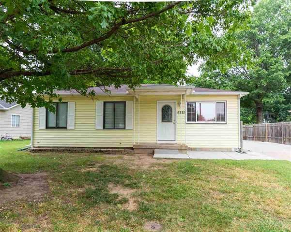 6331 N Ulysses St, Park City, KS 67219 (MLS #600049) :: Kirk Short's Wichita Home Team