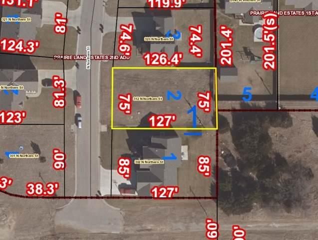 312 N Northern St, El Dorado, KS 67042 (MLS #600057) :: Graham Realtors