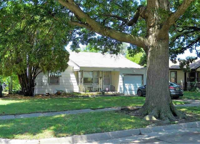 1621 S Estelle St, Wichita, KS 67211 (MLS #600059) :: Keller Williams Hometown Partners