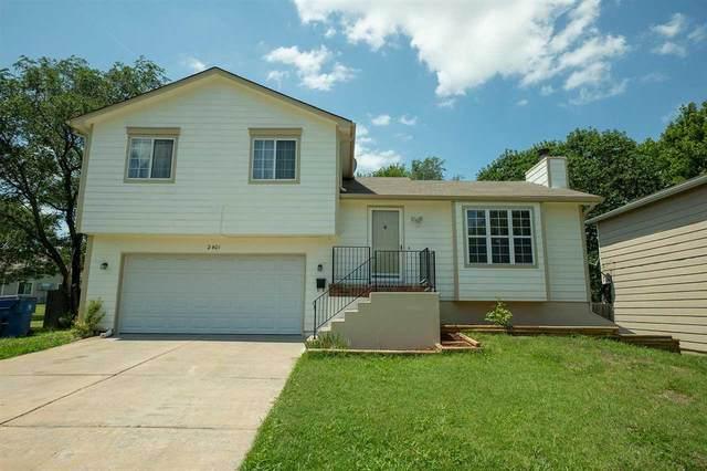2401 N Beacon Hill St, Wichita, KS 67220 (MLS #600064) :: Keller Williams Hometown Partners