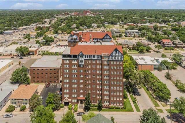 115 S Rutan St, Wichita, KS 67218 (MLS #600065) :: Keller Williams Hometown Partners