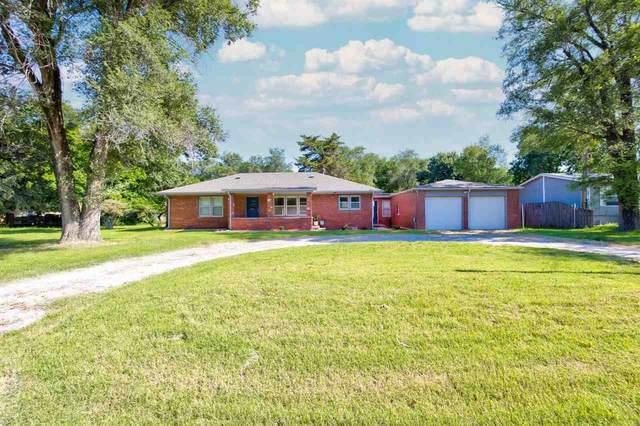 126 W 83RD ST S, Haysville, KS 67060 (MLS #600067) :: Kirk Short's Wichita Home Team