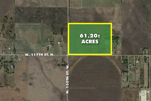 61.2 +/- Acres 117th St. N. & 135th St. S., Sedgwick, KS 67135 (MLS #600069) :: Kirk Short's Wichita Home Team