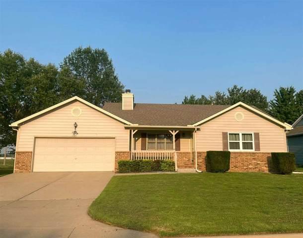 242 N Winterset, Wichita, KS 67212 (MLS #600071) :: Keller Williams Hometown Partners