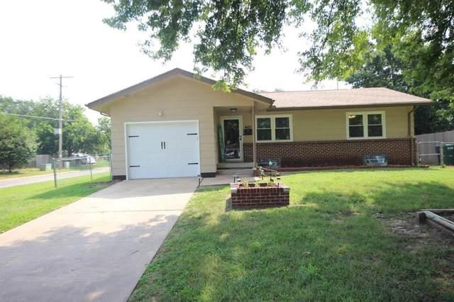 4602 S Vine Ave, Wichita, KS 67217 (MLS #600074) :: Keller Williams Hometown Partners