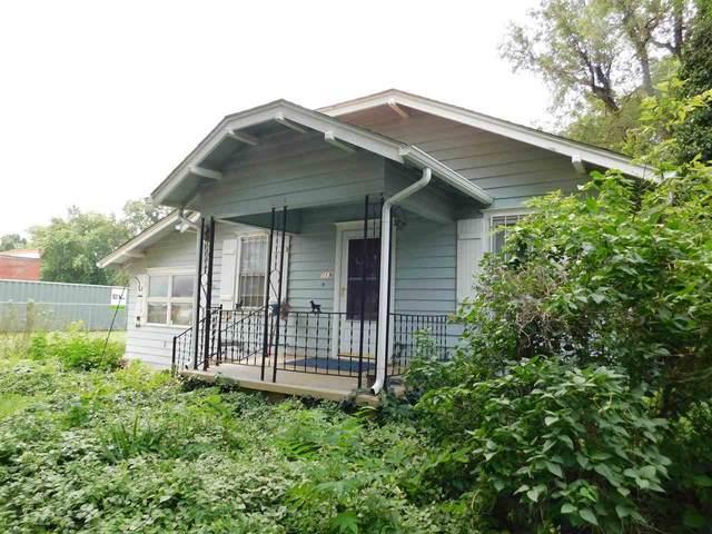 519 N Estelle Ave, Wichita, KS 67214 (MLS #600075) :: Keller Williams Hometown Partners