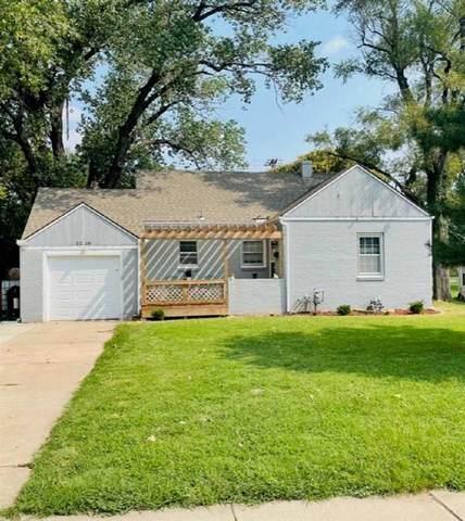 2216 W 13TH ST N, Wichita, KS 67203 (MLS #600079) :: Keller Williams Hometown Partners