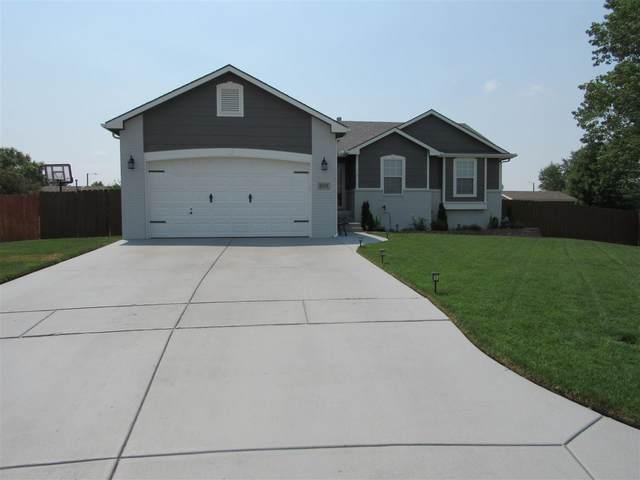 2523 E Sunnyslope Ct, Park City, KS 67219 (MLS #600082) :: Keller Williams Hometown Partners