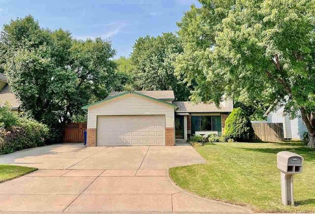 2125 S Lark Ct, Wichita, KS 67209 (MLS #600084) :: Keller Williams Hometown Partners
