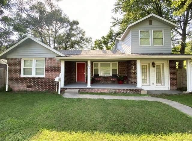 803 S Drury Ln, Wichita, KS 67207 (MLS #600087) :: Kirk Short's Wichita Home Team