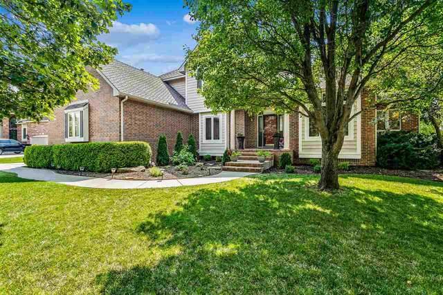 949 N Woodrigde Ct, Wichita, KS 67206 (MLS #600088) :: Kirk Short's Wichita Home Team
