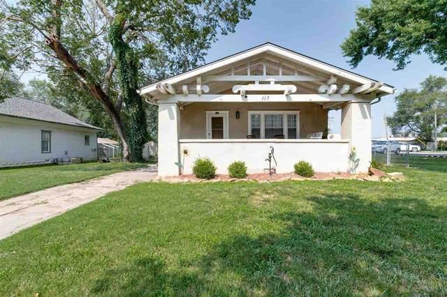 117 S Gorin St, Clearwater, KS 67026 (MLS #600094) :: Kirk Short's Wichita Home Team