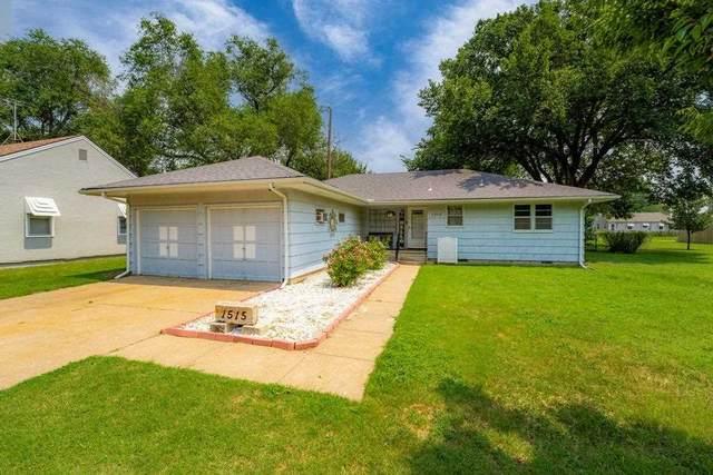 1515 N C St, Wellington, KS 67152 (MLS #600097) :: Kirk Short's Wichita Home Team