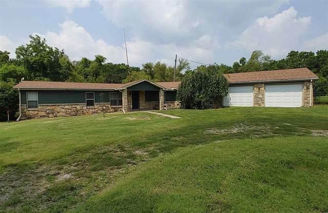 28941 121st Rd, Arkansas City, KS 67005 (MLS #600099) :: Kirk Short's Wichita Home Team