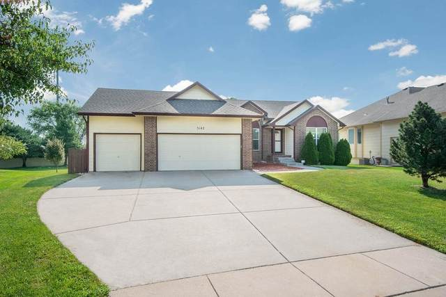 3142 N Wild Rose St, Wichita, KS 67205 (MLS #600100) :: Kirk Short's Wichita Home Team