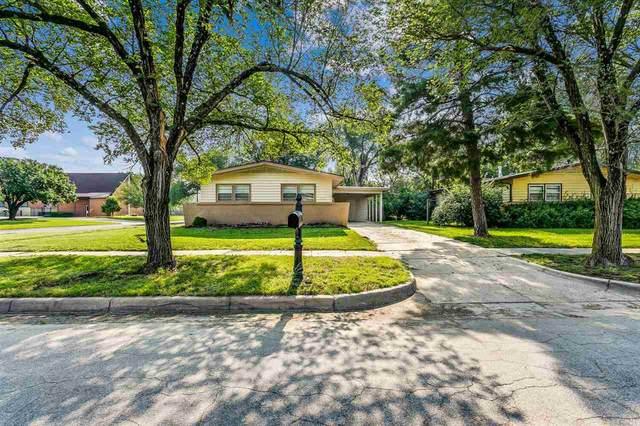 2804 S Euclid Ave, Wichita, KS 67217 (MLS #600102) :: Kirk Short's Wichita Home Team