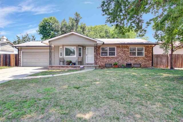 1506 N Glenhurst St, Wichita, KS 67212 (MLS #600103) :: Kirk Short's Wichita Home Team