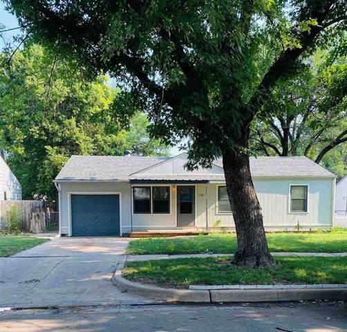 1126 E Crowley St, Wichita, KS 67216 (MLS #600104) :: Kirk Short's Wichita Home Team