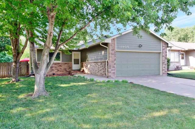 11905 W Cornelison St, Wichita, KS 67212 (MLS #600105) :: Kirk Short's Wichita Home Team
