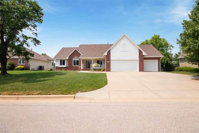 753 N Bramerton St, Andover, KS 67002 (MLS #600112) :: Pinnacle Realty Group