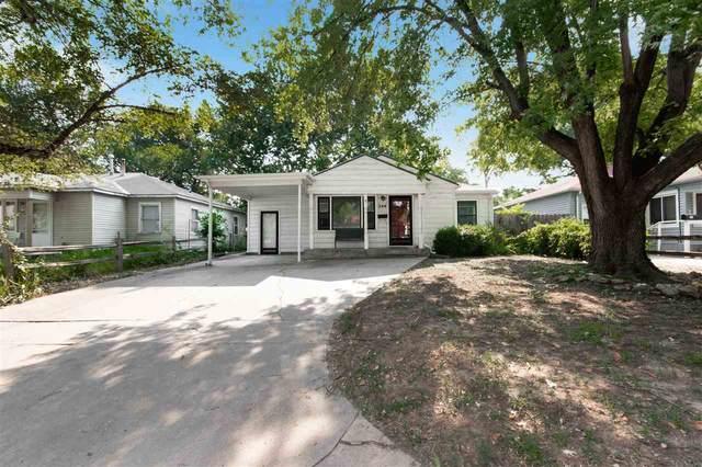 544 S Sylvan Ln, Wichita, KS 67228 (MLS #600116) :: The Boulevard Group