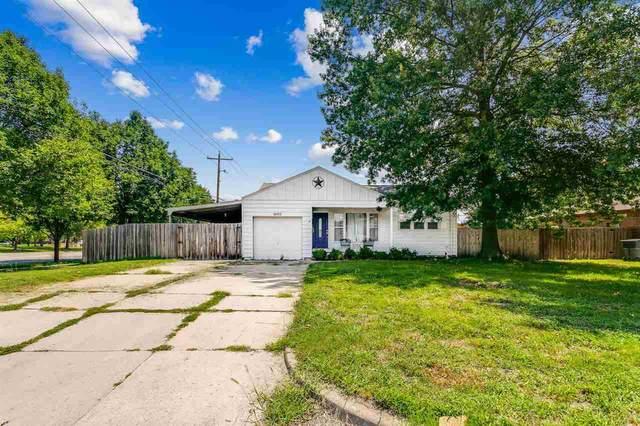 1602 S Drollinger Rd, Wichita, KS 67218 (MLS #600119) :: The Boulevard Group