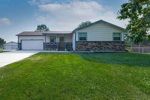 522 N Chippewa Ct, Kechi, KS 67067 (MLS #600121) :: The Boulevard Group