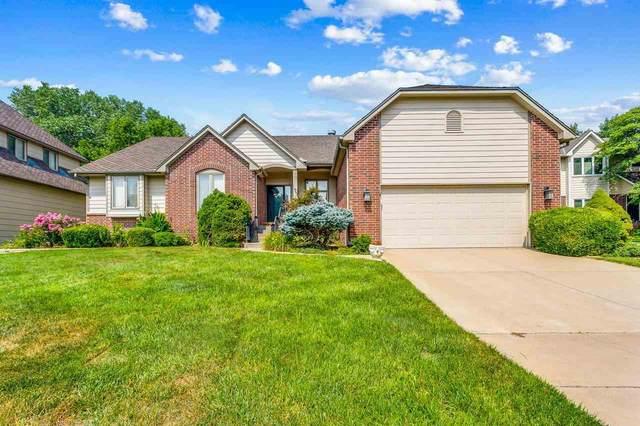 7030 W Garden Ridge Ct, Wichita, KS 67205 (MLS #600126) :: The Boulevard Group
