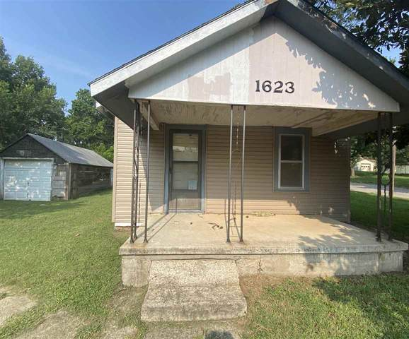 1623 N 6, Arkansas City, KS 67005 (MLS #600134) :: Matter Prop