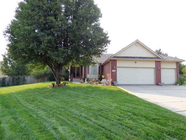 10113 W 19th Cir N, Wichita, KS 67212 (MLS #600146) :: The Boulevard Group