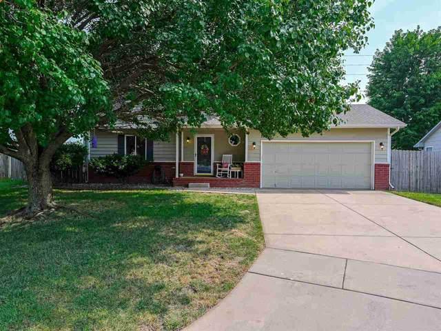 10805 W Blake Cir, Wichita, KS 67209 (MLS #600147) :: The Boulevard Group