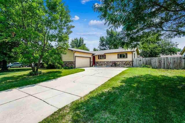 5731 Ayesbury Cir, Wichita, KS 67220 (MLS #600148) :: The Boulevard Group