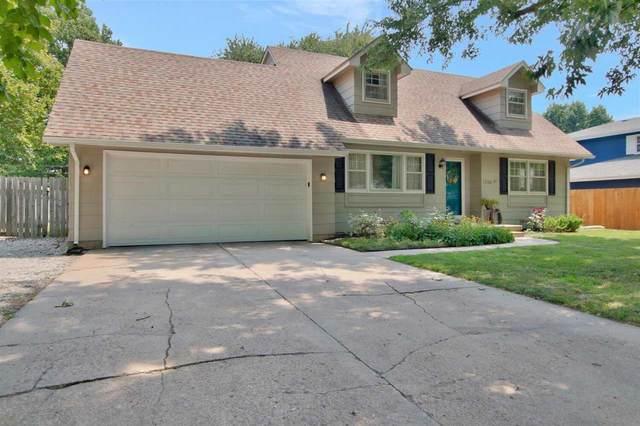 1720 N Gow St, Wichita, KS 67203 (MLS #600177) :: Pinnacle Realty Group