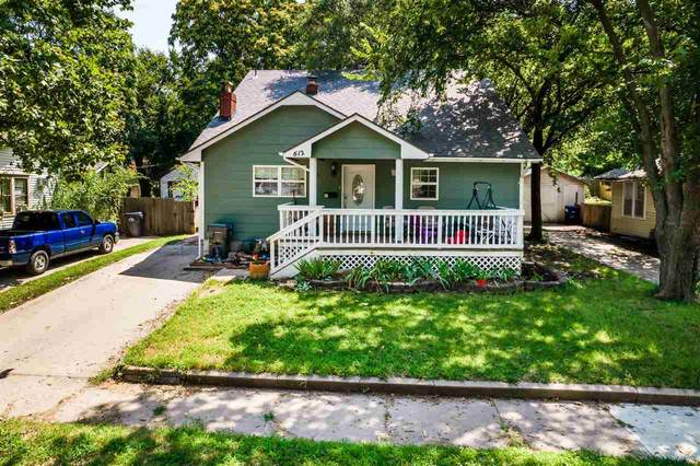 612 S Holyoke St, Wichita, KS 67218 (MLS #600179) :: Pinnacle Realty Group