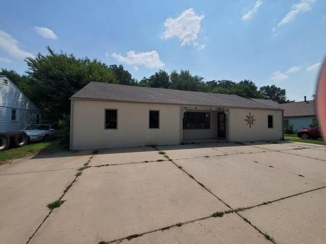 3226 N Amidon Ave, Wichita, KS 67204 (MLS #600181) :: Pinnacle Realty Group