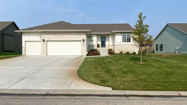 6433 W Kollmeyer Ct, Wichita, KS 67205 (MLS #600182) :: Pinnacle Realty Group
