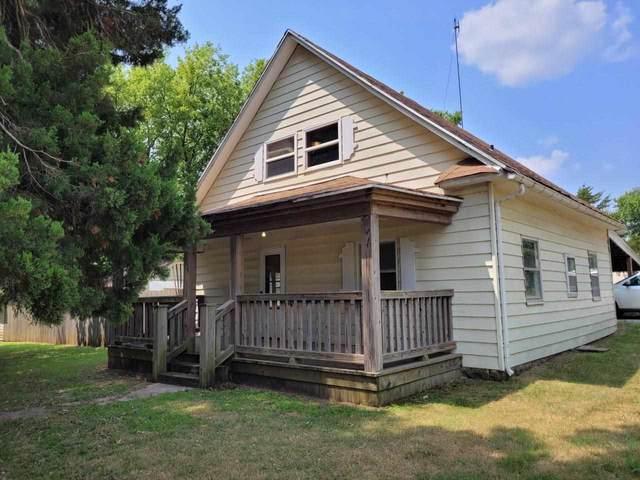1024 N H St, Wellington, KS 67152 (MLS #600190) :: Kirk Short's Wichita Home Team