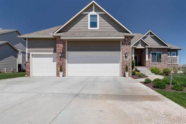 2902 N Gulf Breeze St, Wichita, KS 67205 (MLS #600192) :: Kirk Short's Wichita Home Team