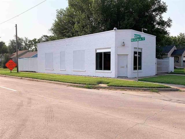 1227 W Mccormick Ave, Wichita, KS 67213 (MLS #600193) :: COSH Real Estate Services