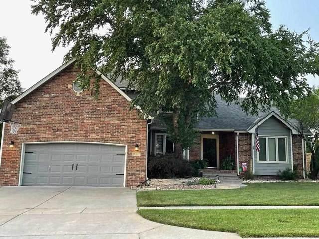 10202 E Mainsgate St, Wichita, KS 67226 (MLS #600231) :: Keller Williams Hometown Partners
