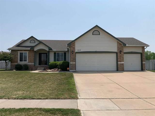 1212 Hopper, Goddard, KS 67052 (MLS #600245) :: Keller Williams Hometown Partners