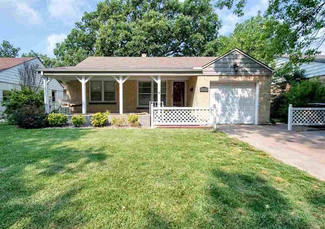 2025 S Glendale St, Wichita, KS 67218 (MLS #600251) :: Keller Williams Hometown Partners
