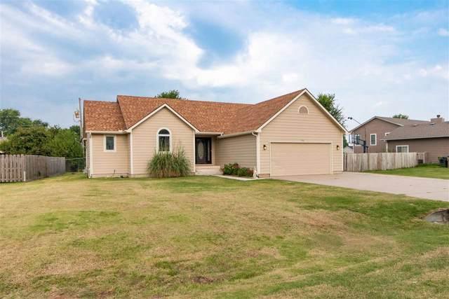 1151 English Ct, Belle Plaine, KS 67013 (MLS #600327) :: COSH Real Estate Services