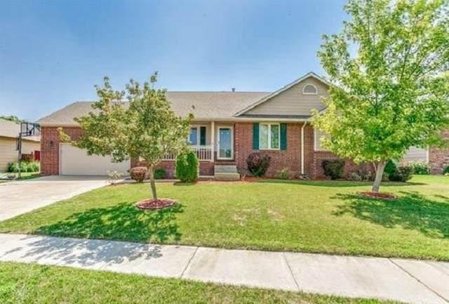 3239 N Wild Rose St, Wichita, KS 67205 (MLS #600343) :: COSH Real Estate Services