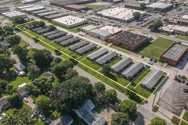 1801-2031 E Wassall St, Wichita, KS 67216 (MLS #600420) :: COSH Real Estate Services