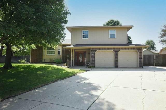 2552 S Teton Cir, Wichita, KS 67215 (MLS #600431) :: COSH Real Estate Services